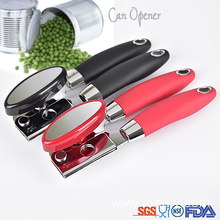 High Quality for Can Opener Strong rubber non slip handle manual can opener supply to Armenia Manufacturer